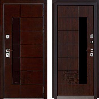 Стальная дверь Асти Браун