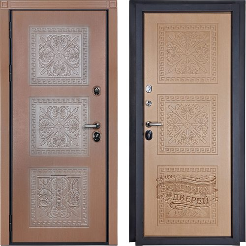 Входная дверь Флоренция (Дуб / Дуб Лучиано)