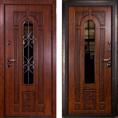 Входная дверь Лацио (Золотой Дуб)