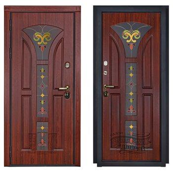 Стальная дверь Лотос