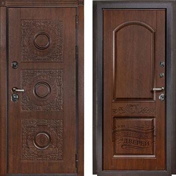 Стальная дверь Милано