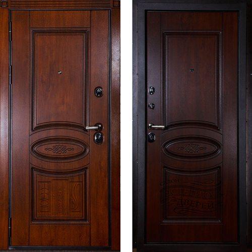 Входная дверь Орион (Золотой Дуб / Дуб Темный)