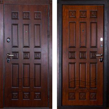 Стальная дверь Спарта
