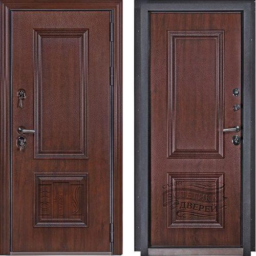 Входная дверь Толедо (Дуб Темный)