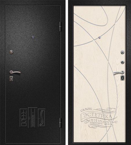 Входная металлическая дверь Муссон (Йошкар Ола) в цветеБелый Сандал