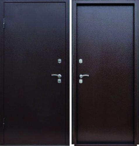 Входная металлическая дверь Стандарт 4 (Йошкар Ола)