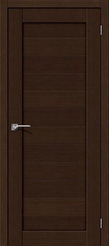 Дверь межкомнатная с покрытием 3D-Graf Порта-21 в цвете 3D Wenge