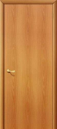 Дверь межкомнатная ламинированная Гост в цвете Л-12 Миланский орех