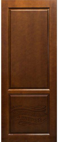 Деревянная межкомнатная дверь из массива Классика