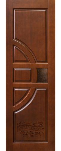 Деревянная межкомнатная дверь из массива Евро