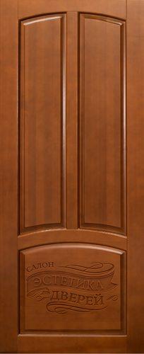 Деревянная межкомнатная дверь из массива Кардинал